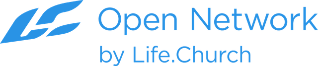 Life.Church Open Network logo